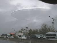 Heboh! Foto Penampakan UFO di Indonesia