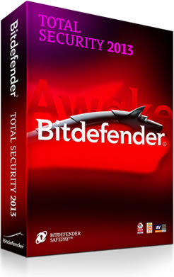 Bitdefender Total Security 2013 x64 e 86x + Ativador Forever