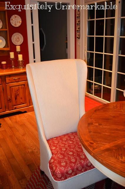 A Quick Chair Tear Repair (Say That 5x Fast!)