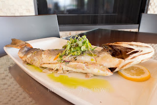 Salt-Crusted Bronzini