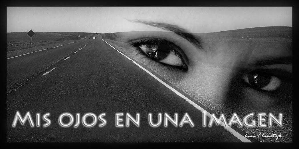 Mis Ojos En Una Imagen