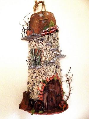 decola decorata rustica sassi