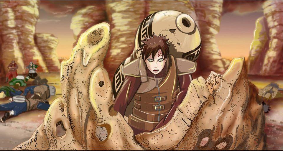 Naruto shippude... Hachibi