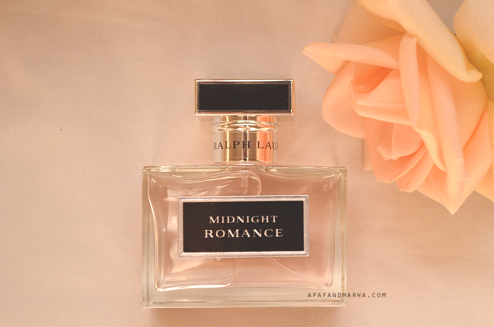 midnight romance review ralph lauren parfum midnight romance avis sent bon afaf and marwa blog de mode maroc blogueuse beauté maroc fashion in morocco