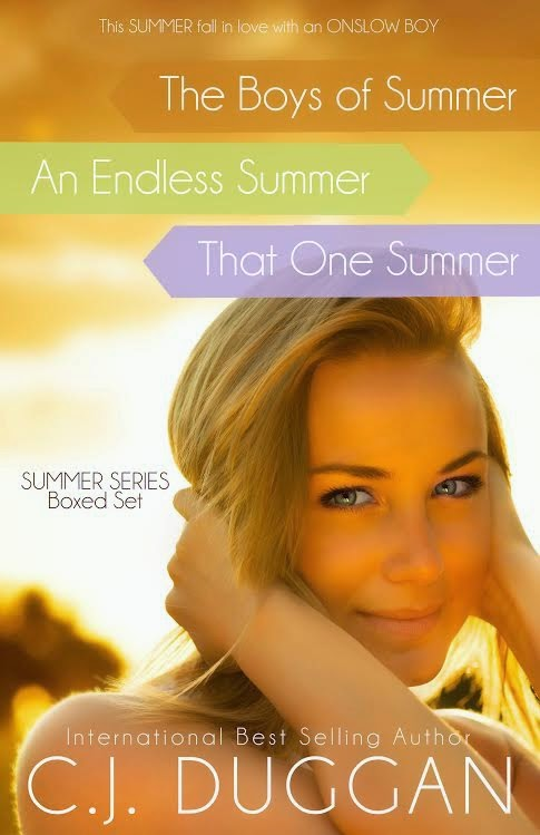 Summer Series Boxed Set by C.J. Duggan