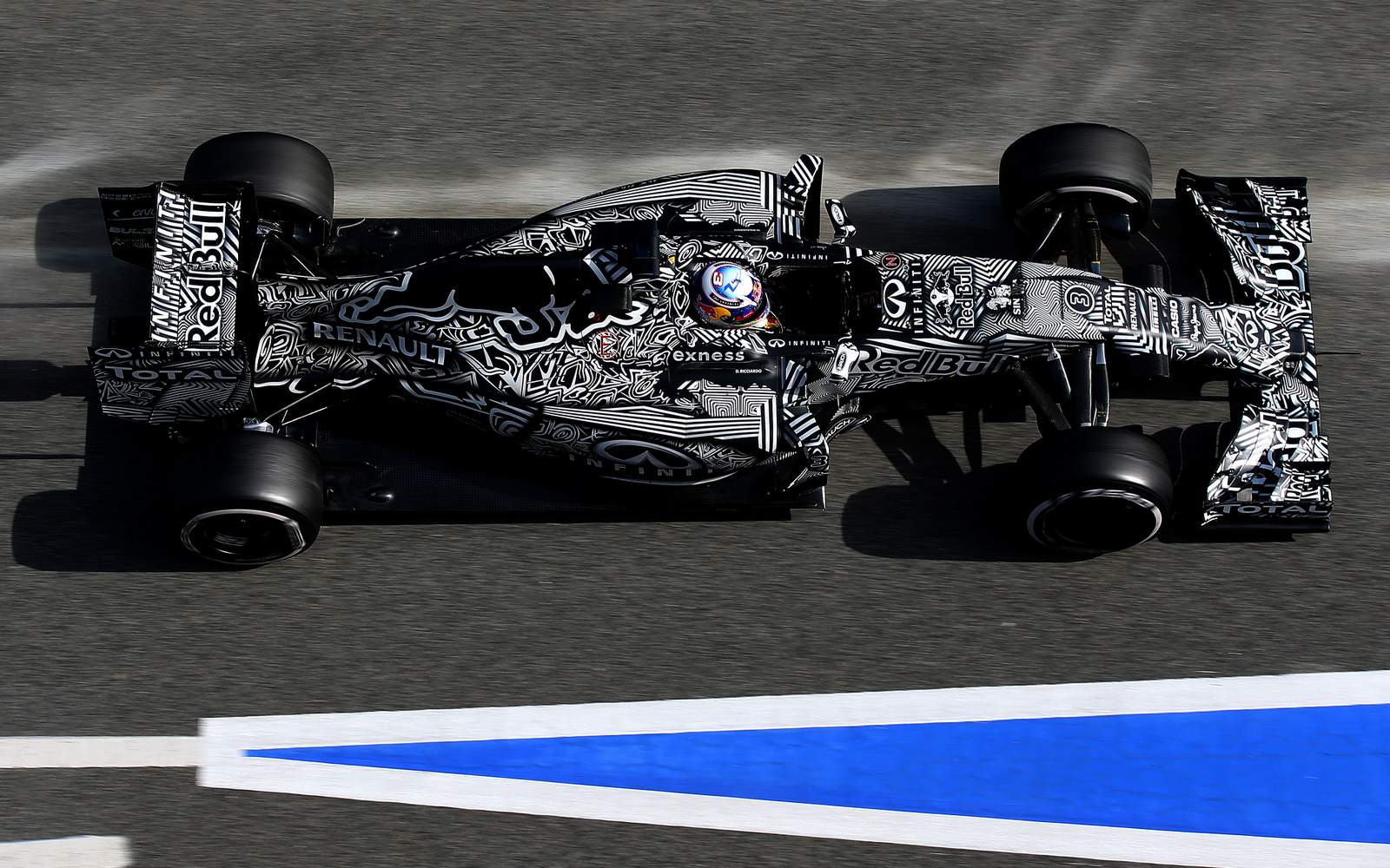Red Bull Racing F-1 2015