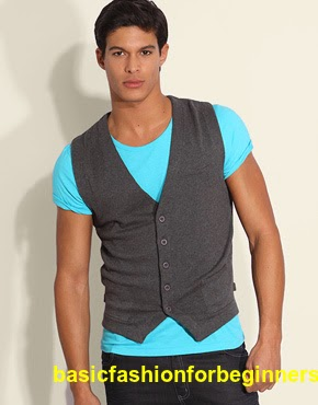 Closed button Waistcoat