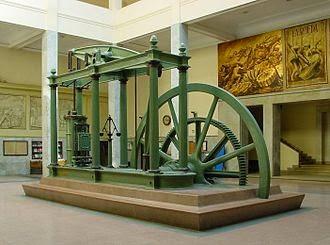 Máquina de vapor Watt