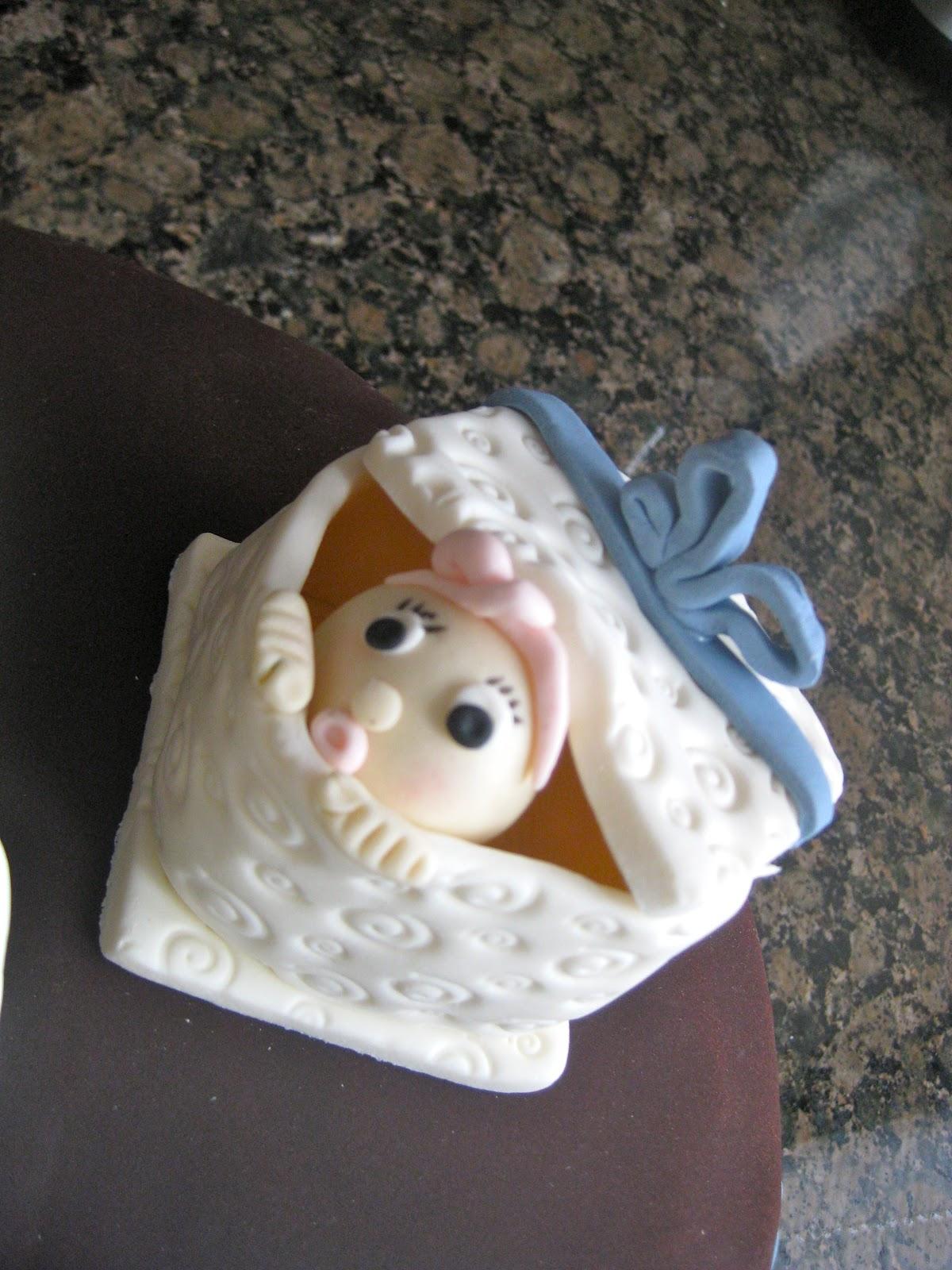 Party Butterfly Fathertobe Birthday Cake
