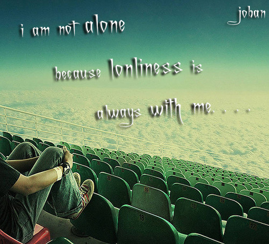 sad alone quotes - photo #1