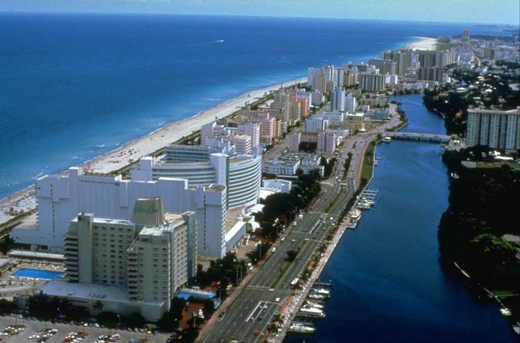 Miami Beach Visitor Center Miami Beach Fl