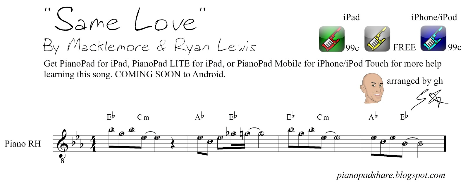 Pianopad upload community same love by macklemore and ryan same love by macklemore and ryan lewis uploaded by gh hexwebz Gallery
