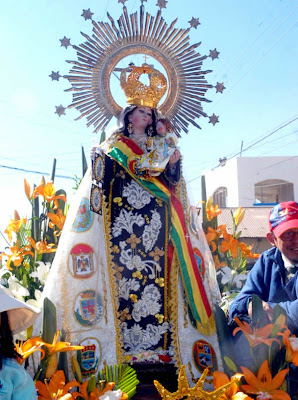 Fraternidades no participarán de la promoción de Urkupiña