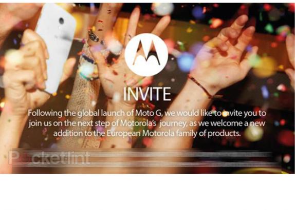 Motorola deve anunciar novo aparelho dia 14 de janeiro