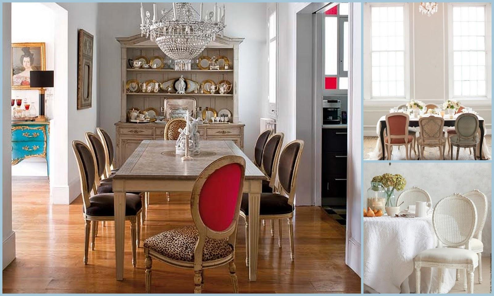 Dolce hogar silla estilo luis xvi for Estilo hogar muebles