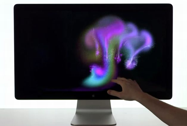 leap motion interface