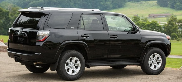 2017 toyota 4runner redesign auto sporty. Black Bedroom Furniture Sets. Home Design Ideas