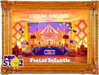 CURSO Online de Festas Infantis