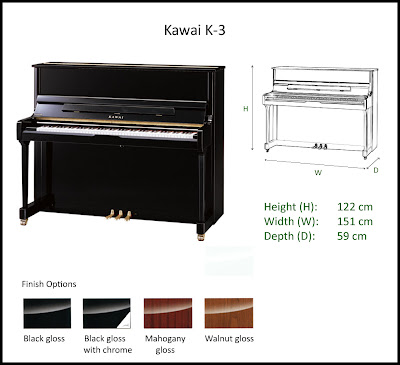 Jelia 39 S Music Playground Upright Piano Kawai K Series