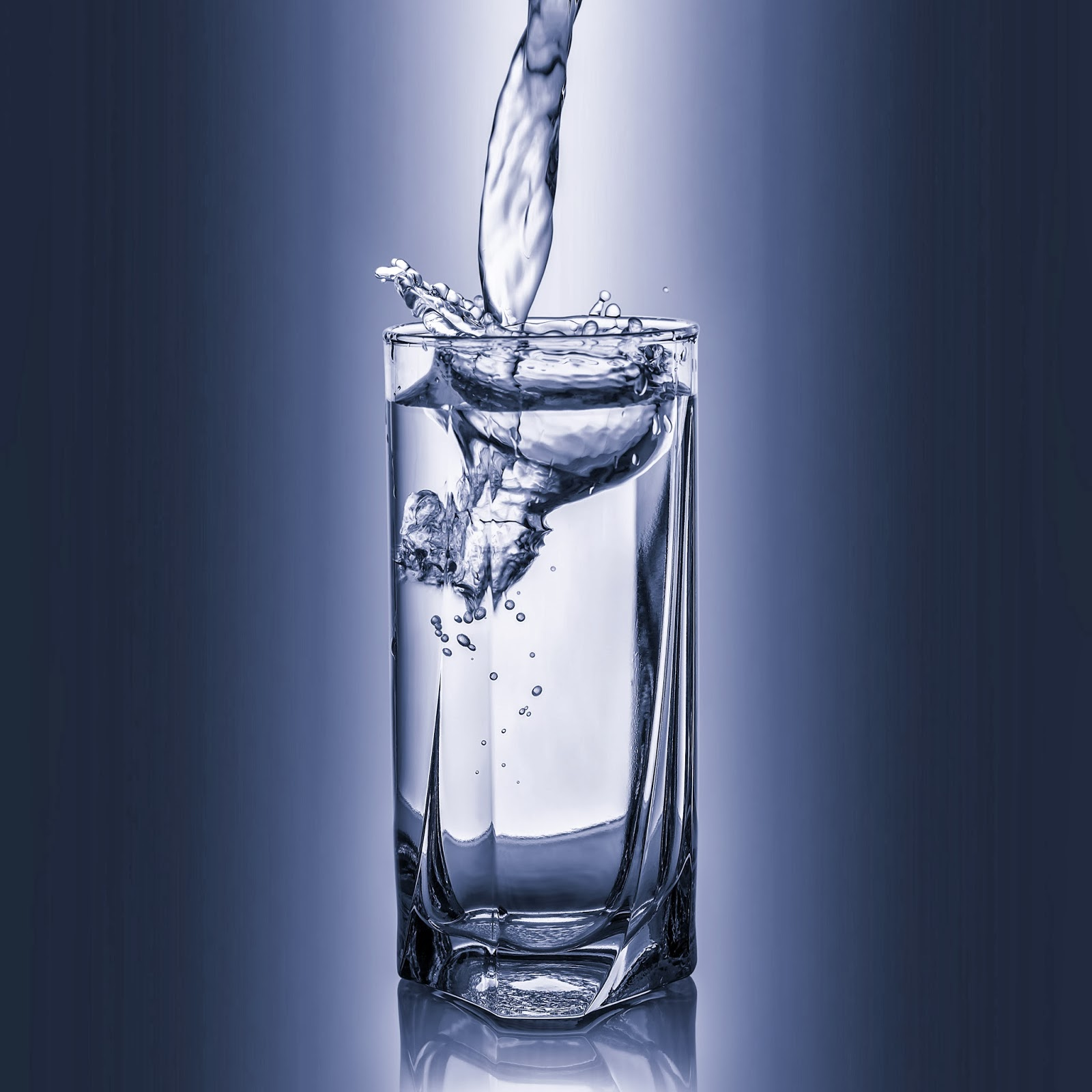 78% of Americans don't drink the recommended 8 cups of water per day.