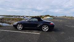 Porsche-noir