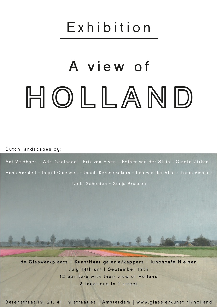 a view of Holland