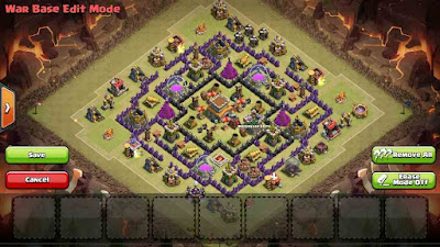 TH 8 Clash of Clans