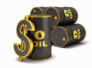O preço do barril de petróleo
