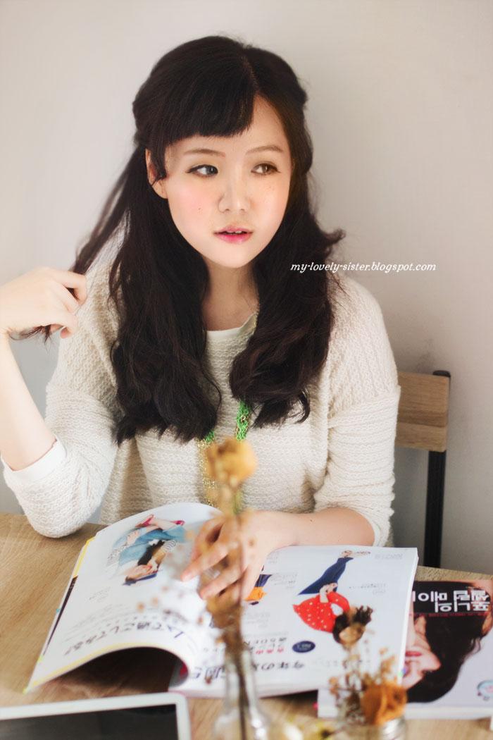 ... blog with love: Tutorial : Make up natural untuk pemula ala Korea