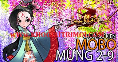 Chuỗi Sự Kiện MOBO Mừng Quốc Khánh trong game Lãng Khách