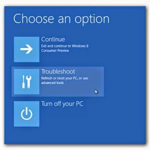 How to Start Windows 8 in Safe Mode 1