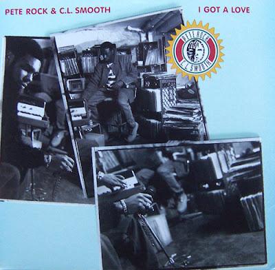 Pete Rock & C.L. Smooth – I Got A Love (CDS) (1994) (320 kbps)