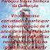 <center><B>A Paróquia Nossa Senhora da Conceição em Itapiúna comemorar um ano do terço dos homens nesta terça.</B></center>