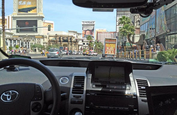 Self-Driving Cars Are Legal in Nevada, Florida, and California