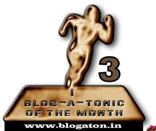 Blog-a-ton Winner