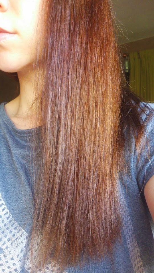 cheveux avant color out 1re tape 2 tape - Color Out Avant Apres