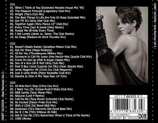Janet Jackson Start Anew