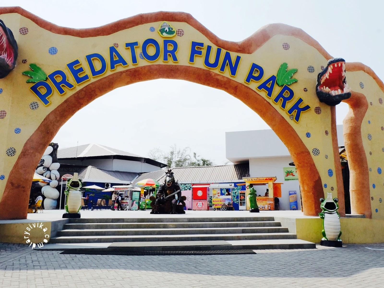 Harga Tiket dan Rute Lokasi Predator Fun Park Batu Malang