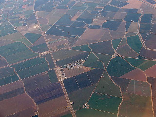 Türkiye sahip olduğu 213 bin 188 kilometre tarımsal alanla dünyada