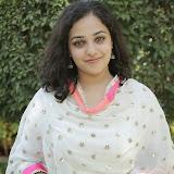 Nitya meenon Latest Photo Gallery in Salwar Kameez at New Movie Opening 44