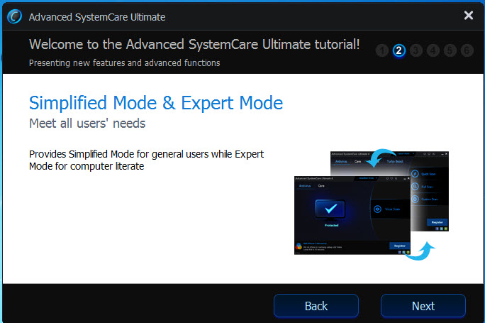 Advanced SystemCare Ultimate 6.0.8 Free Download Full Version