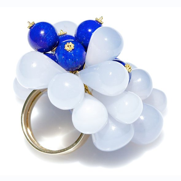 Pearl Shaped Luxury Jewelry Collection
