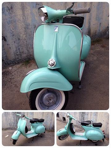 Vespa Vbb 1963 Restorasi Total Dijual Bintaro Lapak Mobil Dan