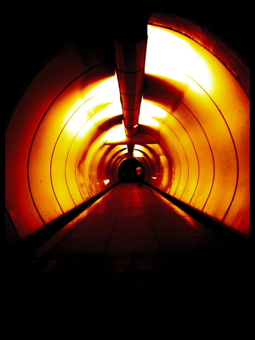 travel, Passage tunnel, Clark Quay, Singapore