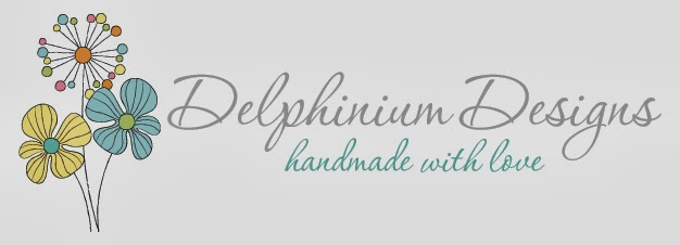 My store: Delphinium Designs on Facebook