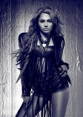 Miley Cyrus News - Unofficial Fan Blog: Gypsy Heart Tour Photoshoot