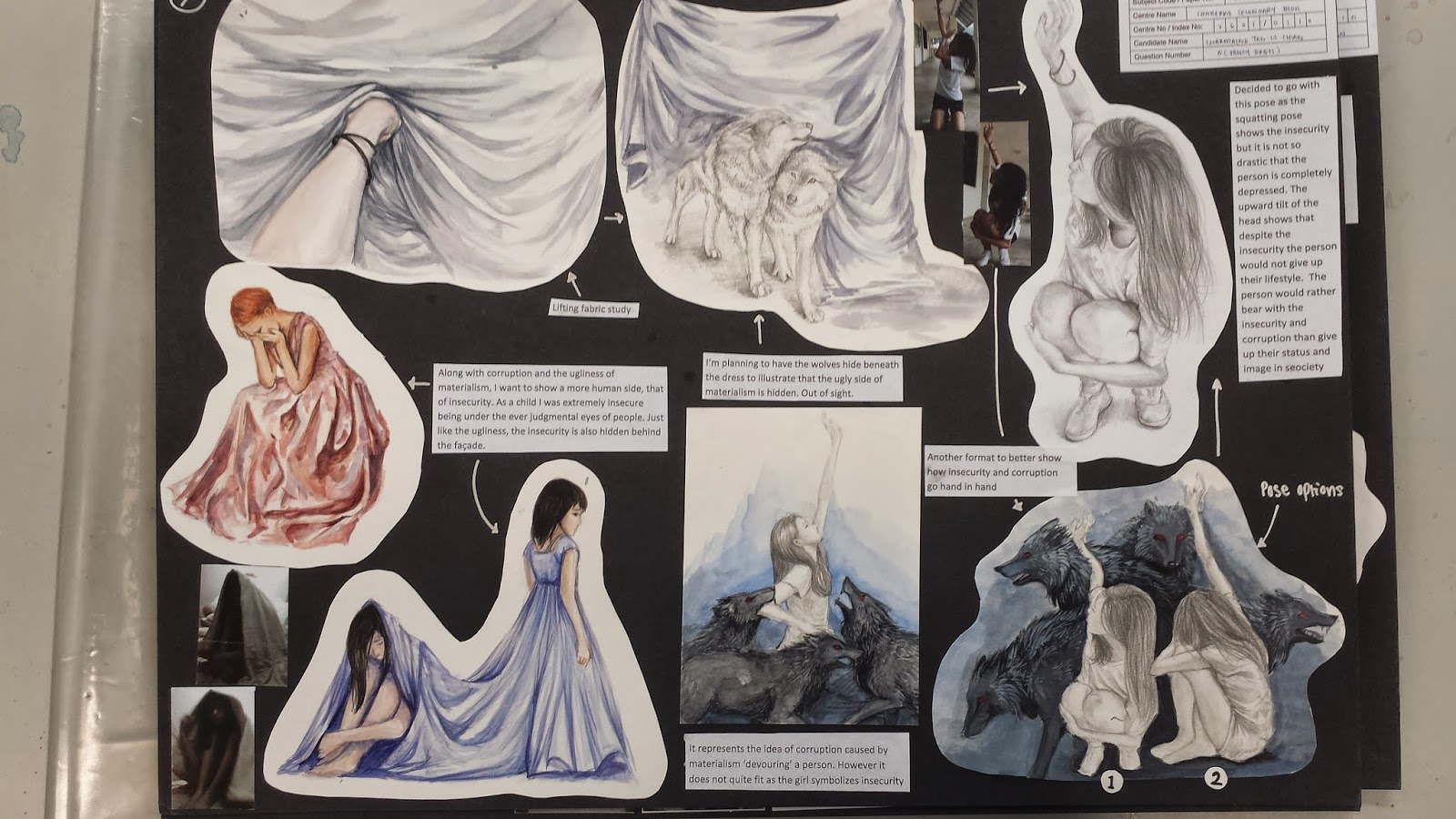 coursework in arts essay The art history ap course is designed to allow students to examine major forms of artistic expression relevant to a variety of cultures evident in wide variety of periods from present times into the past.