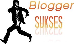 Blogger menjadi Pilihan
