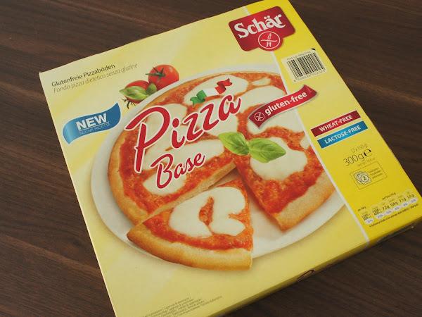 Neuer Pizzaboden von Schär