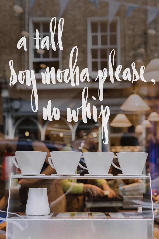 Thinking Aloud: Coffee Shops